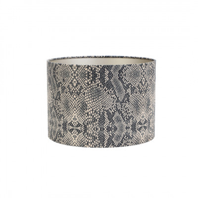 Lamp Shade Python Fabric